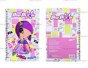 Блокнот 80 листов Pop Pixie, PP13-221K