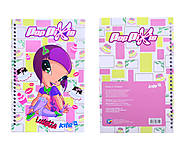 Блокнот 80 листов Pop Pixie, PP13-221K, фото