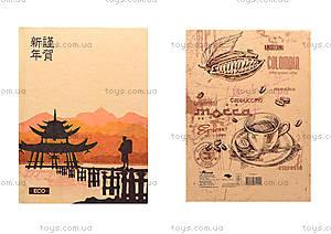 Блокнот А4 «Эко-бумага», 96 листов, 1320011