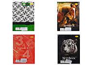 Блокнот А5, 80 листов, разные картинки, В-Л5-80, купить