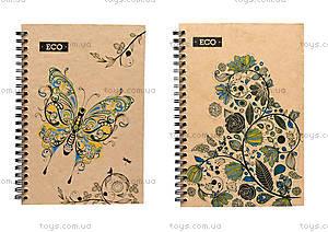Блокнот А5 «Эко-бумага», 50 листов, 1320081