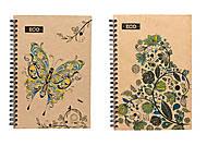 Блокнот А5 «Эко-бумага», 50 листов, 1320081, фото