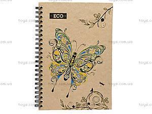 Блокнот А5 «Эко-бумага», 50 листов, 1320081, магазин игрушек