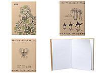 Блокнот для ежедневных записей, 96 листов, Ц155010У, отзывы