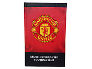 Блокнот А5 «Manchester United», MU14-227K, отзывы