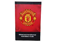 Блокнот А5 «Manchester United», MU14-227K
