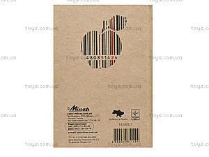Блокнот А6 «Эко-бумага», 96 листов, 1320051, купить