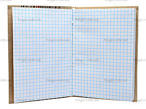 Блокнот А6 «Эко-бумага», 96 листов, 1320051, фото