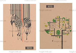 Блокнот А6 серия «Дерево, Зебра, Любовь», Ц155012У