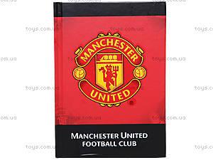 Блокнот А6 «Манчестер Юнайтед», MU14-228K
