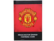 Блокнот А6 «Манчестер Юнайтед», MU14-228K, купить