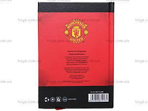 Блокнот А6 «Манчестер Юнайтед», MU14-228K, фото