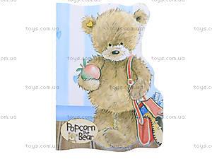 Блокнот А6 Popcorn Bear,