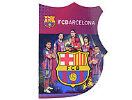 Блокнот Barcelona, 60 листов, BC14-223K