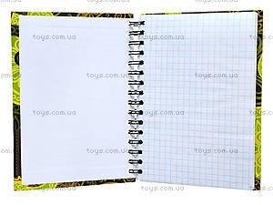 Блокнот на пружине «Серия 100% Quality», 80 листов, 1020131, фото