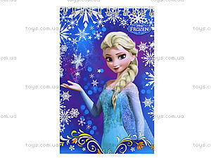 Блокнот А6 серии Frozen, 50 листов, Ц558005У, цена