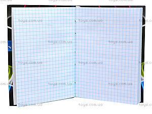 Блокнот в клетку серии Colors, 160 листов, 1020115, фото