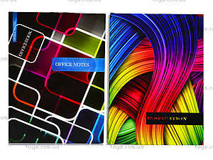 Блокнот в клетку серии Colors, 160 листов, 1020115