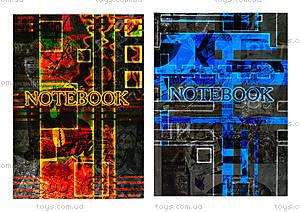 Блокнот серии «Текстовая абстракция», 160 листов, 1020113