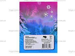 Блокнот с твердой обложкой Frozen, Ц558007У, отзывы