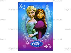 Блокнот с твердой обложкой Frozen, Ц558007У, цена