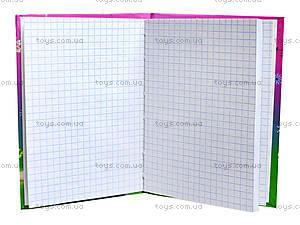 Блокнот с твердой обкложкой Frozen, 48 листов, Ц558006У, фото