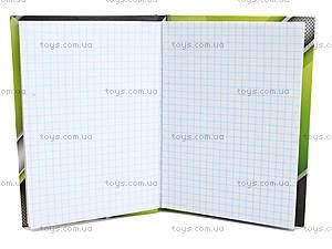Блокнот А6 с твердой обложкой «Серия Металлика», Ц355008У, фото