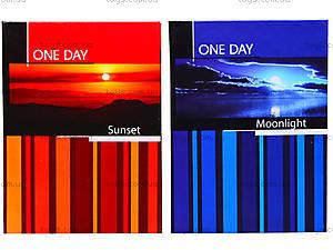 Записная книжка серии One day, 160 листов, 1020114