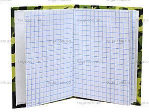 Блокнот твердая обложка «Серия Note book», 48 листов, 1020171, фото