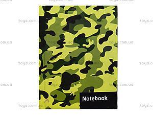 Блокнот твердая обложка «Серия Note book», 48 листов, 1020171, игрушки