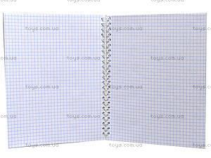 Блокнот для записей «Монстры», 80 листов, 1020273, фото