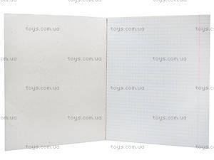 Тетрадь в клетку «Трансформеры», 48 листов, 1020023, фото