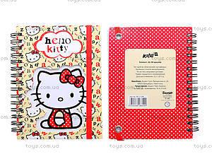 Блокнот фигурный Hello Kitty, HK13-229K