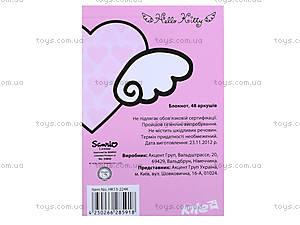Блокнот Hello Kitty, 48 листов, , фото
