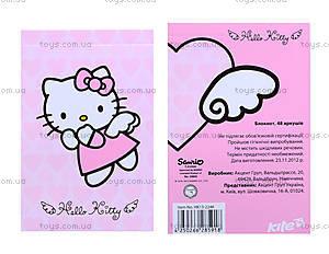 Блокнот Hello Kitty, 48 листов,