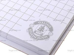 Блокнот Manchester, 80 листов, MU14-226K, отзывы