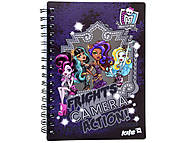 Блокнот Monster High, 80 листов, MH14-226K, купить