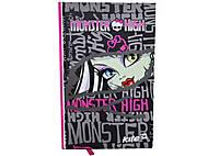 Блокнот «Монстер Хай», твердая обложка, MH13-227K, отзывы
