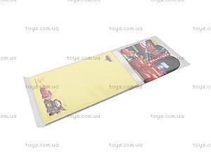 Блокнот на магните «Тачки», VT5403-01..03, купить