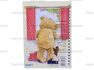 Блокнот на пружине Popcorn Bear, PO13-222K, купить