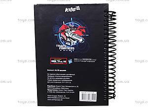 Блокнот на спирали Transformers, TF13-222K, купить