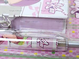 Блокнот на замке с ручкой Pop Pixie, PP13-142К, купить