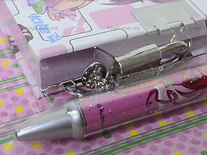 Блокнот на замке с ручкой Pop Pixie, PP13-142К, фото