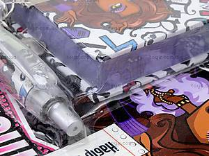 Блокнот на замочке с ручкой Monster High, MH13-142K, фото