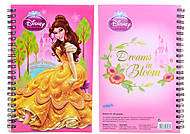 Блокнот А5 серии Princess, 80 листов, P13-225K, отзывы