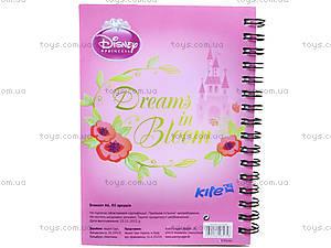 Блокнот Princess, 80 листов, P13-226K, фото