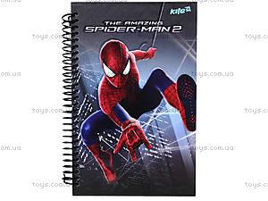 Блокнот со спиралью Spider-Man, SM14-221K