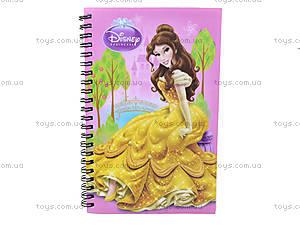 Блокнот спираль Princess,