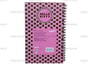 Блокнот спиральный Hello Kitty, HK13-225K, купить