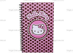 Блокнот спиральный Hello Kitty, HK13-225K